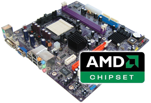AMD 690G im Detail: ECS AMD690GM-M2