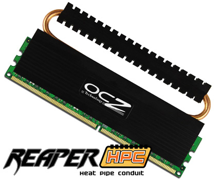 OCZ DDR2-1150 Reaper HPC Edition Review