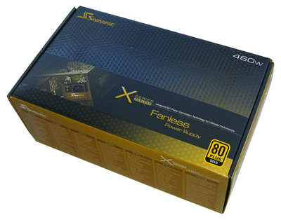 Seasonic X-Series Fanless SS-460FL