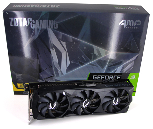 ZOTAC Gaming GeForce RTX 2070 AMP Extreme im Test