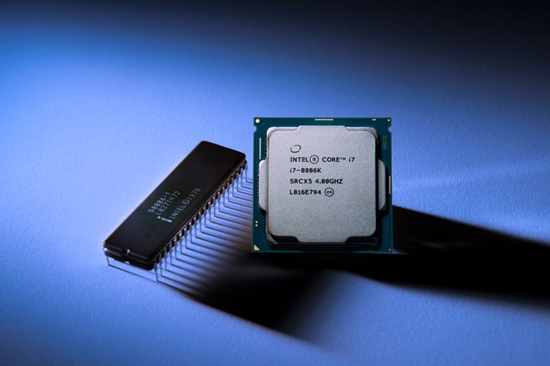 Intel Core i7-8086K Limited Edition im Test